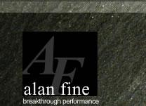 Alan Fine WebSite Logo